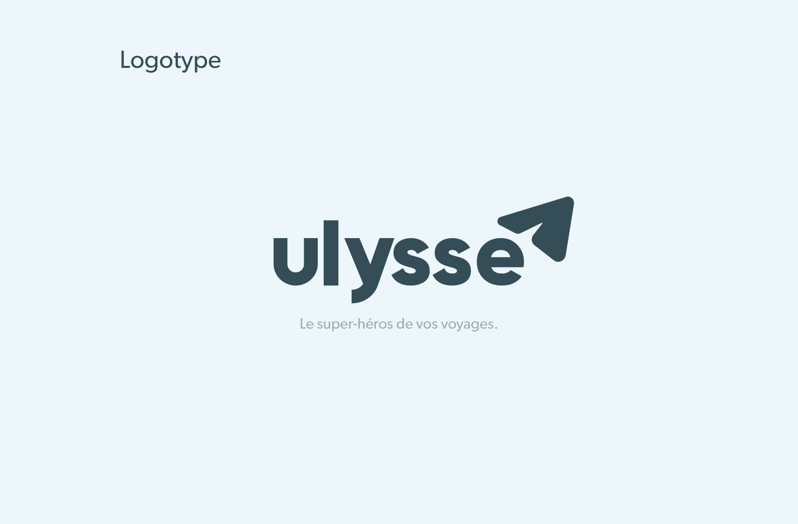 Logotype Ulysse